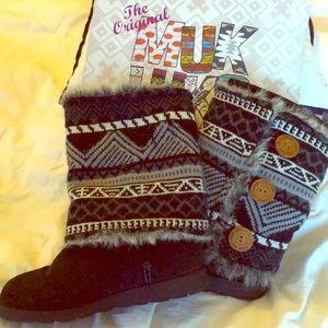 Original Mukluks Fabulous Winter Boots, 8